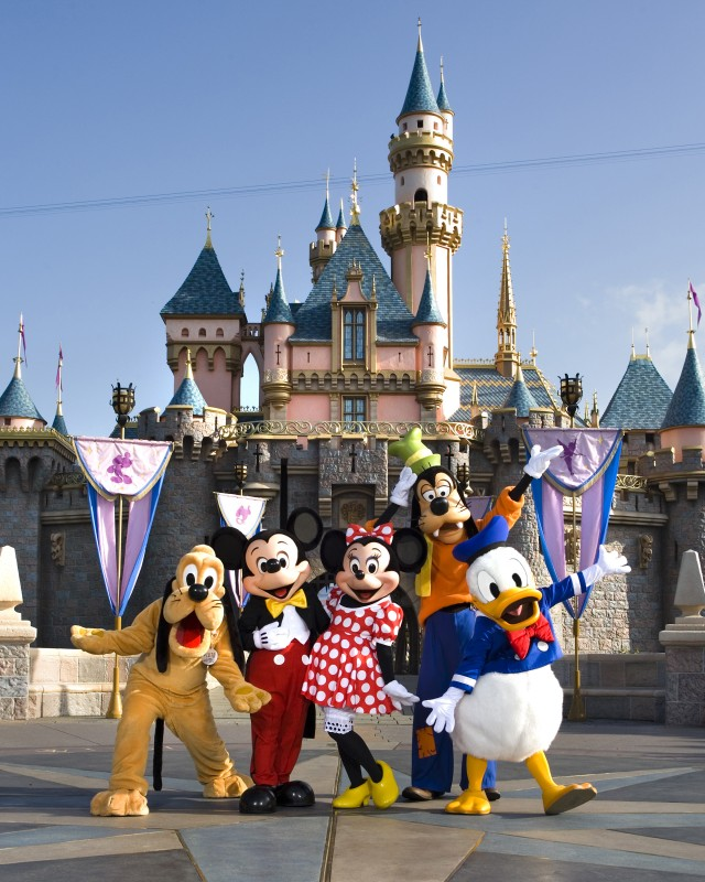 Disneyland Resort Park Hours And Crowd Calendar Diz Scoop